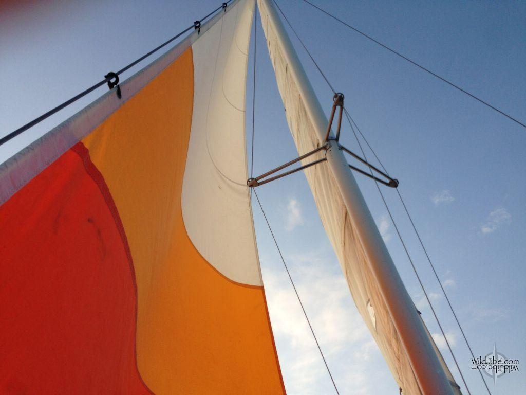 Sail Stiletto Catamaran