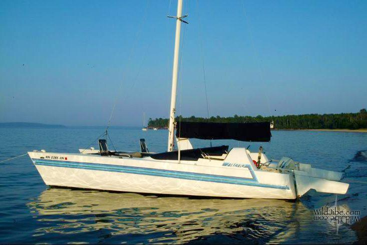 For Sale 1983 Stiletto 27 standard